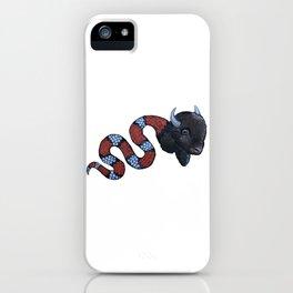 Snuffalo iPhone Case