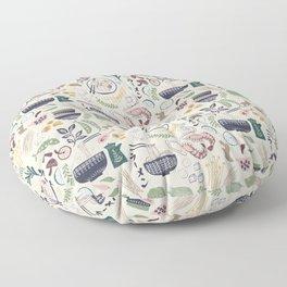 Ramen Bowl Floor Pillow