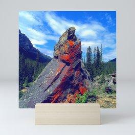 Mysterious, Magical Rock Mini Art Print
