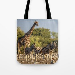 Animal Kingdom 2 Tote Bag