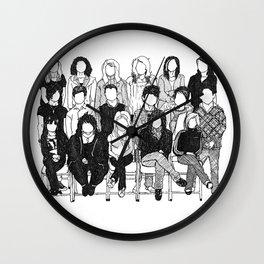 The Kids Wall Clock