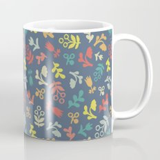 Ditsy Flowers in steel Mug