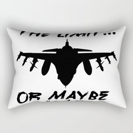 Sky is the limit... Rectangular Pillow