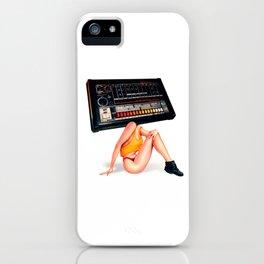 808 Dream Date iPhone Case