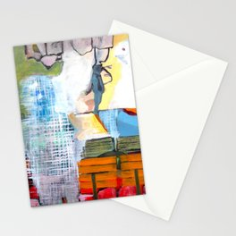 Blueprint for Becoming Stationery Cards