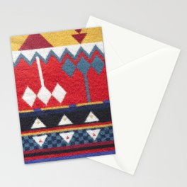 Textile Texture 04 Stationery Cards