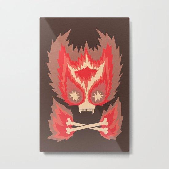 Soultaker Metal Print
