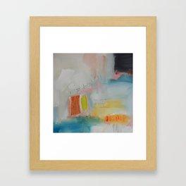 Fine art print from original painting  Framed Art Print