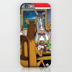 Horses Playing Poker Slim Case iPhone 6s