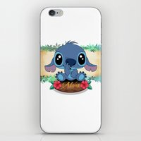 aloha iPhone & iPod Skins featuring Aloha... by Emiliano Morciano (Ateyo)