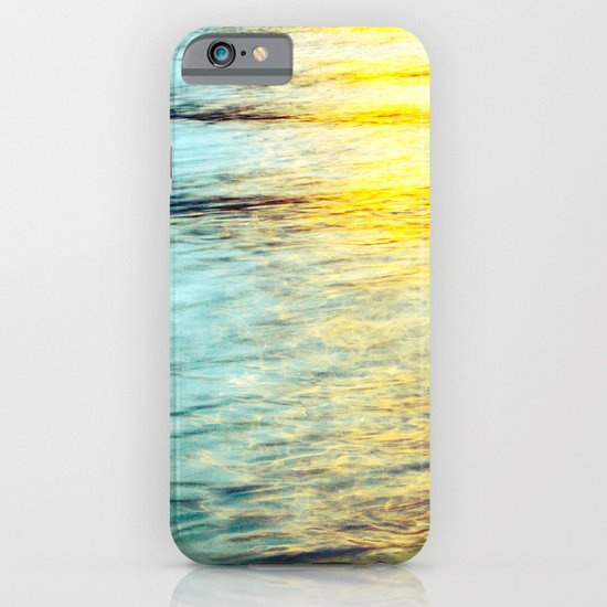 the color of water iPhone & iPod Case