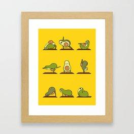 Strengthen My Avo- Coredo Framed Art Print