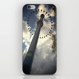 The ride iPhone Skin