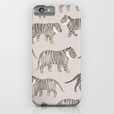 Gray Tigers iPhone 6 Slim Case