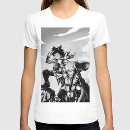 My Hero Academia   Izuku Midoriya   Deku Black White T-shirt