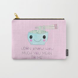 udon know Carry-All Pouch