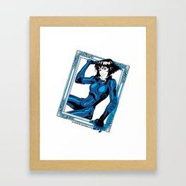 Framed Jemma Framed Art Print
