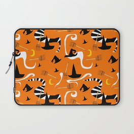 Witches Hats and Brooms Laptop Sleeve