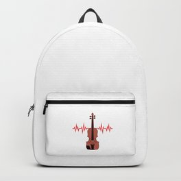 Does Cello is the center of your Heartbeat? Grab this awesome tee now made perfectly for you!  Backpack