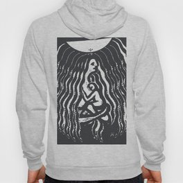 Mother and Son Hoody