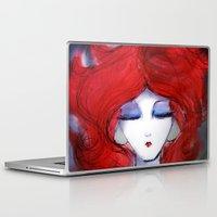 zen Laptop & iPad Skins featuring Zen by Jaleesa McLean