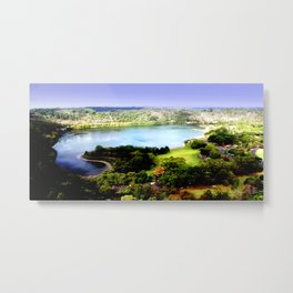 Leg of Mutton Lake Metal Print
