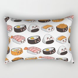 Sushi family Rectangular Pillow