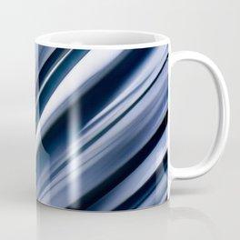Blue Straws 1 Coffee Mug