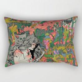 I Love You to Death Rectangular Pillow