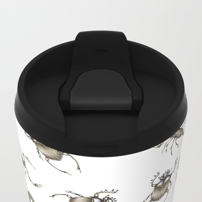 Desert Curses Metal Travel Mug