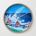 Surf Boat Rowers by annagreen