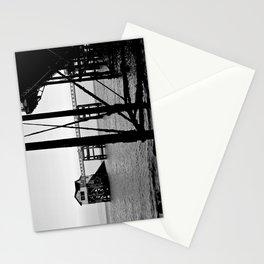 Pier B&W Stationery Cards