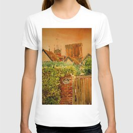Old roofs T-shirt