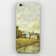 Pillnitz castle iPhone & iPod Skin