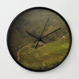 Ancient Wall Clock