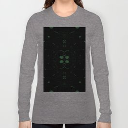 Spacey Green Long Sleeve T-shirt