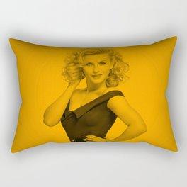 Julianne Hough - Celebrity Rectangular Pillow
