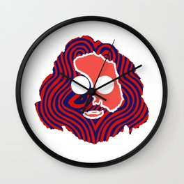 The Jerry Face! Wall Clock