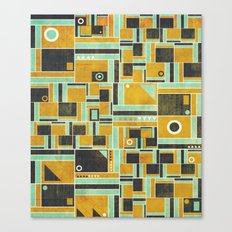 Levels Canvas Print