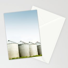 All in a Row Stationery Cards