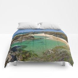 The Alentejo coastline, Portugal Comforters