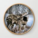 Nuzzling Deer by joeygillmedia