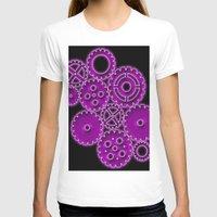 gears of war T-shirts featuring Purple Gears by WIGEGA