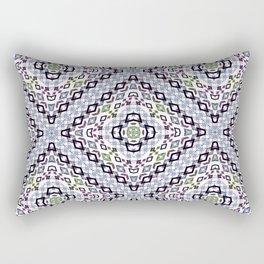 Ethnic ikat pattern.2 Rectangular Pillow