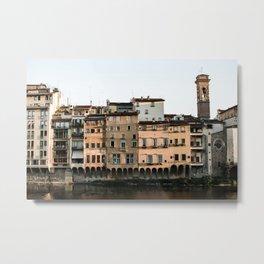 View Florence Metal Print