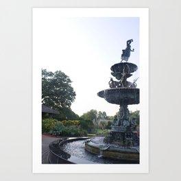 Munsinger Gardens Two Art Print