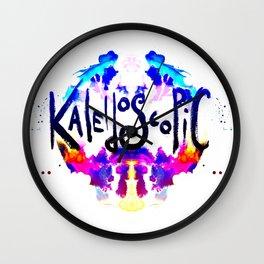kaleidoscopic Wall Clock