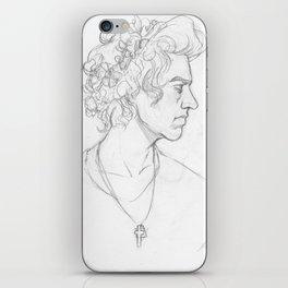 Sketch- Harry iPhone Skin