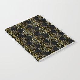 Jazzy Pattern Notebook
