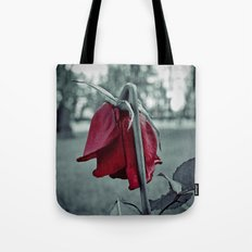 Weeping rose Tote Bag